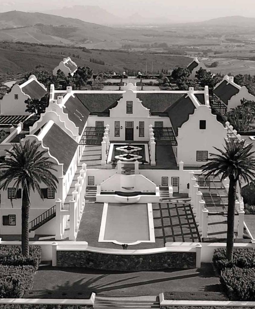 Quoin ROck manor