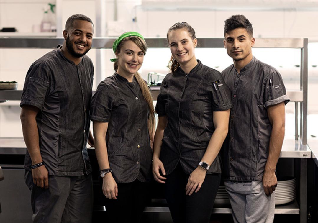 Quoin Rock Kitchen Crew