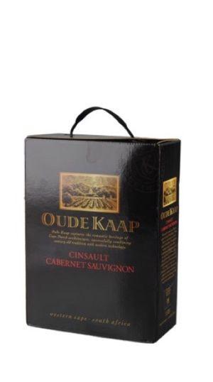 Oude Kaap BIB rood