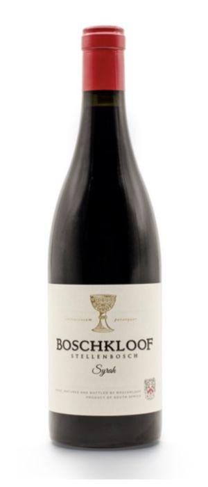 Boschkloof Syrah 2016