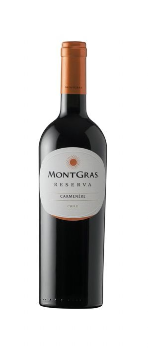 Montgras Carmenere Reserve