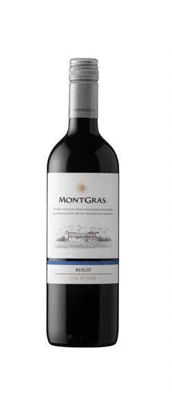 Montgras Varietal Merlot