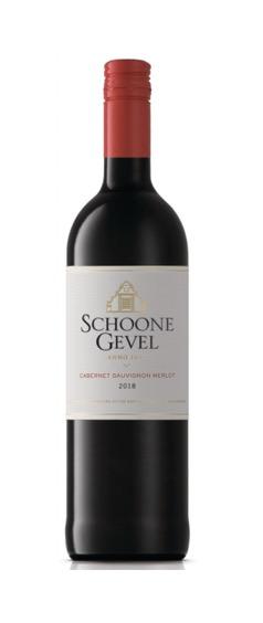 Schoone Gevel Cabernet Sauvignon - Merlot