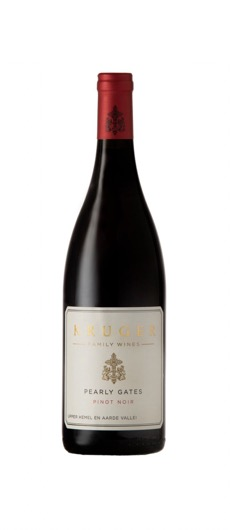 Kruger Family Wines Pearly Gates Pinot Noir