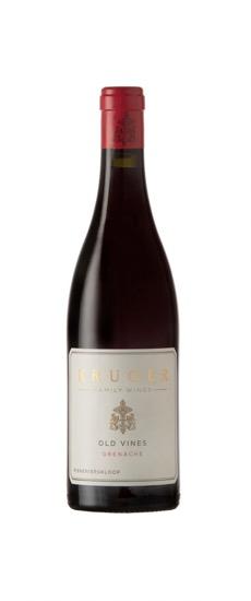 Kruger Family Wines Old Vines Grenache